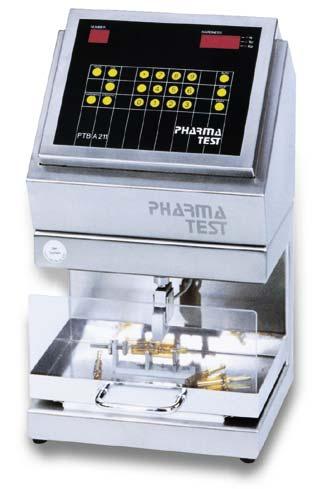 PTBA_211E ampoule breakpoint tester