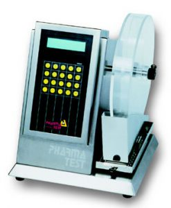 PTF1-DR-slijtage-tester