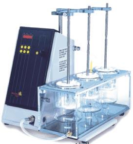 handmatige disintegratie testers - dist3