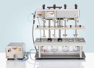 prolyse - ptws-820D dissolutie tester