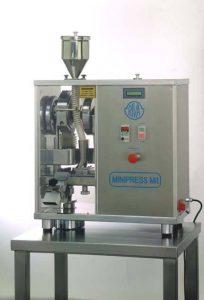 riva-minipress tablet pers machine