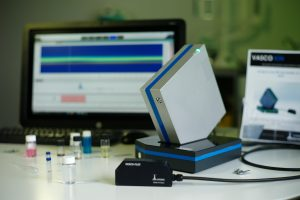 Vasco Kin - Particle analyser with DLS