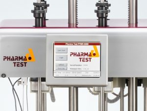 ptws-820d dissolutie tester